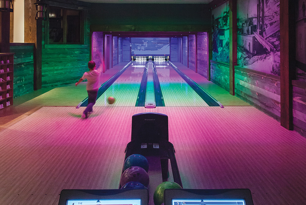 The Bowling Alley