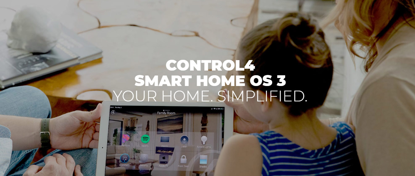 Control4 introduces Smart Home OS 3