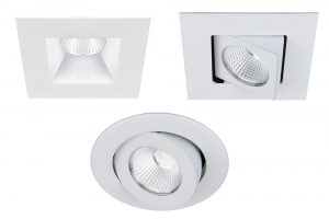 WAC Lighting Oculux recessed LED fixtures