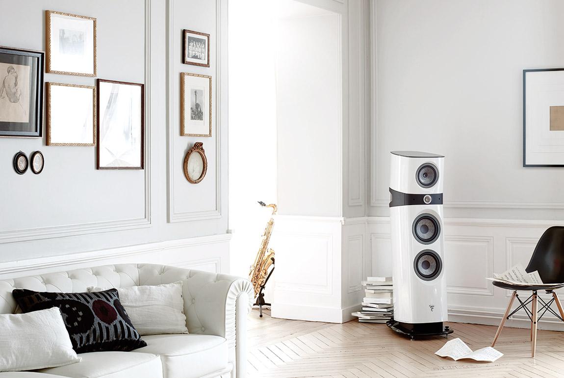 Focal Sopra floorstanding speaker