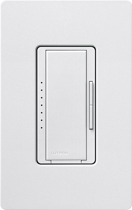 Lighting Controls 1 button wallplate
