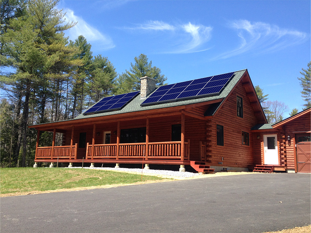 SolarSkin Hubbardston before