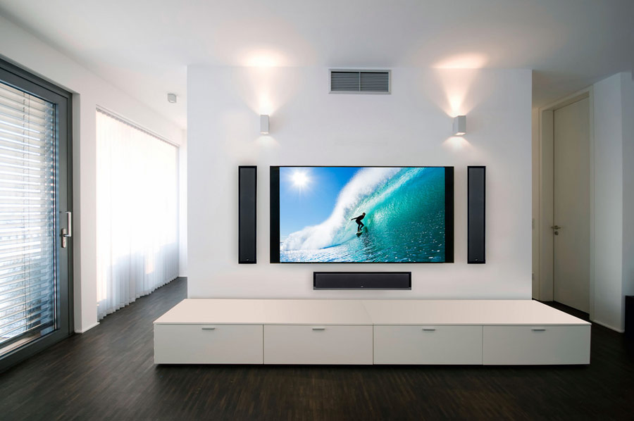 Paradigm On-wall Theater