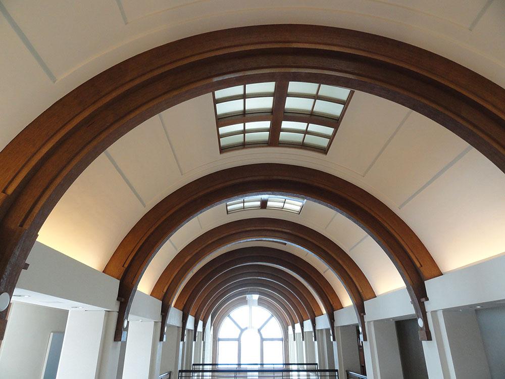 Quieting Indoor Noise Pollution natatorium