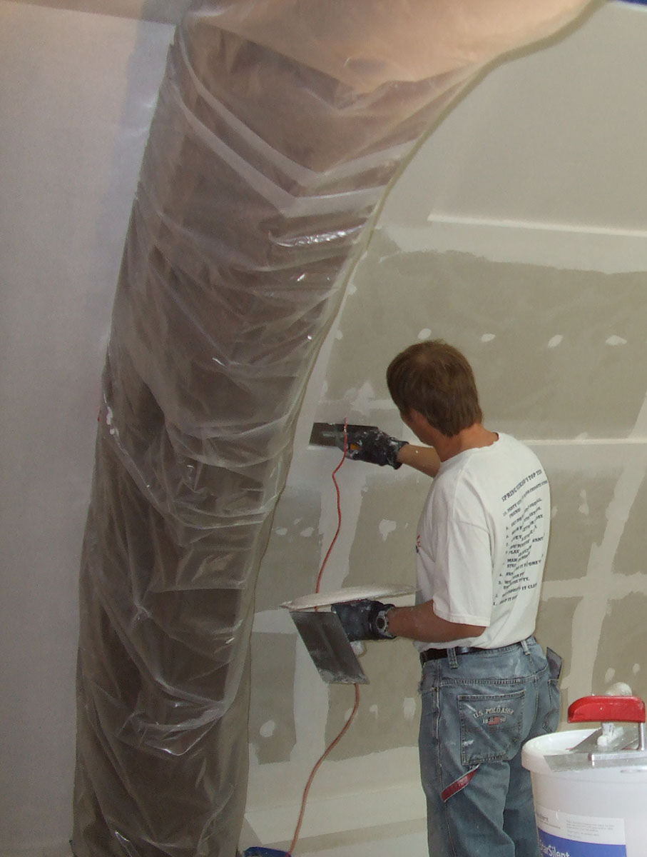 Quieting Indoor Noise Pollution plaster