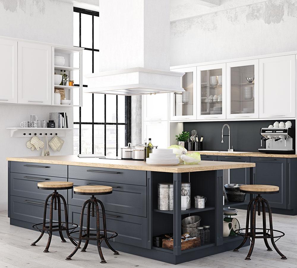 clean air kitchen