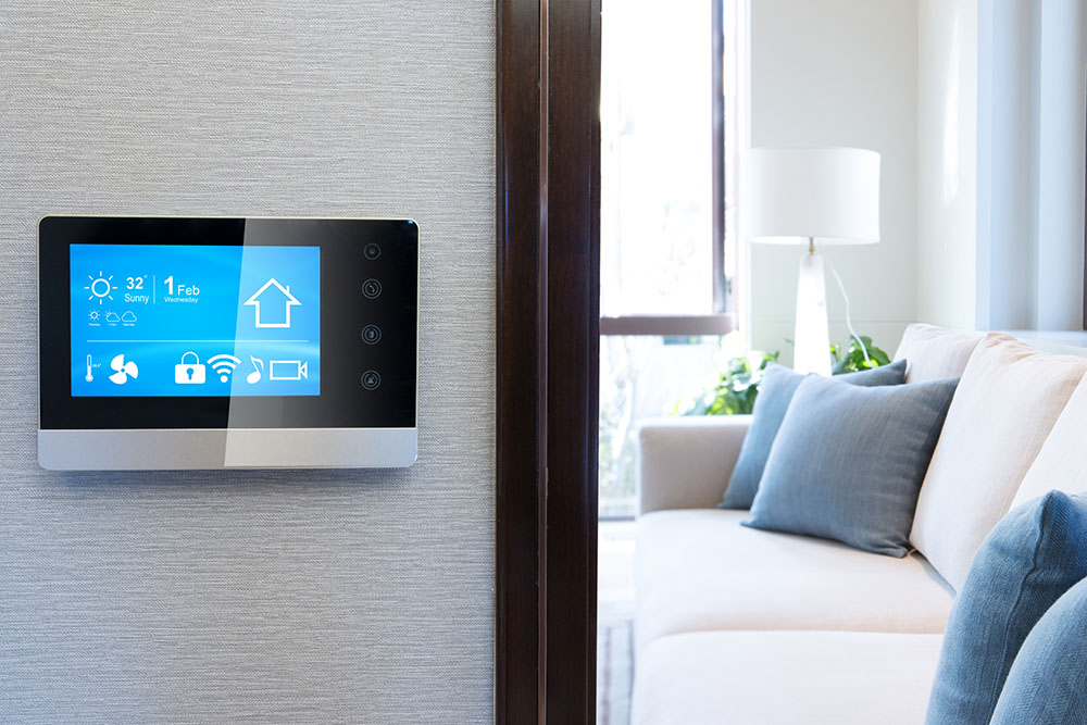 clean air wall controller