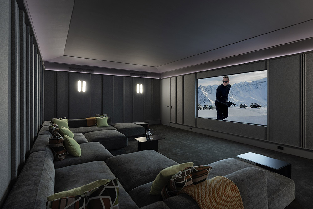 OneButton theater room 2