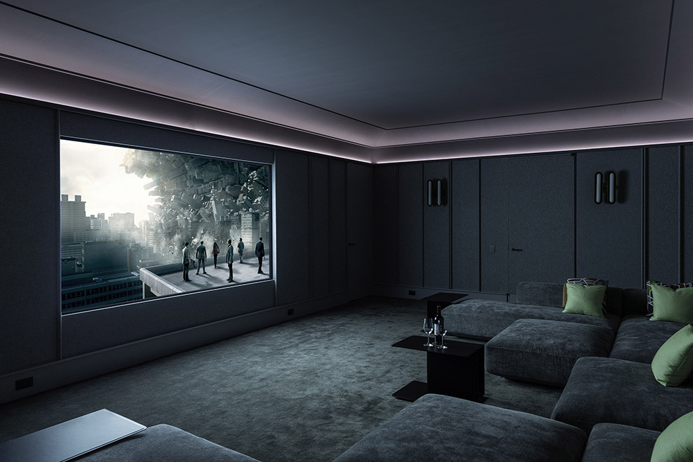 OneButton theater room 1