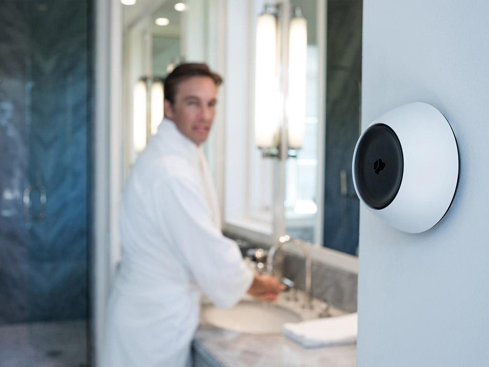 voice control - bathroom