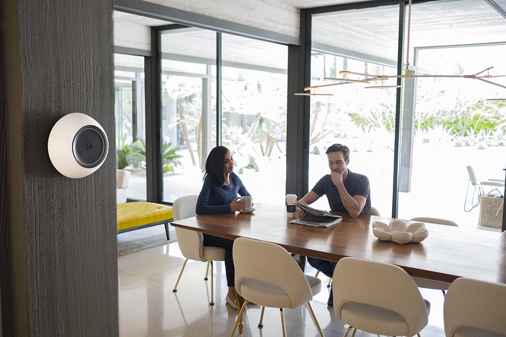 voice control - dining room