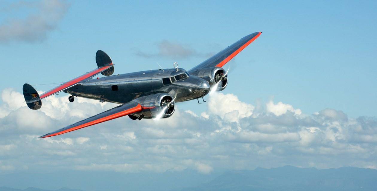 Lockheed Electra Model-10A