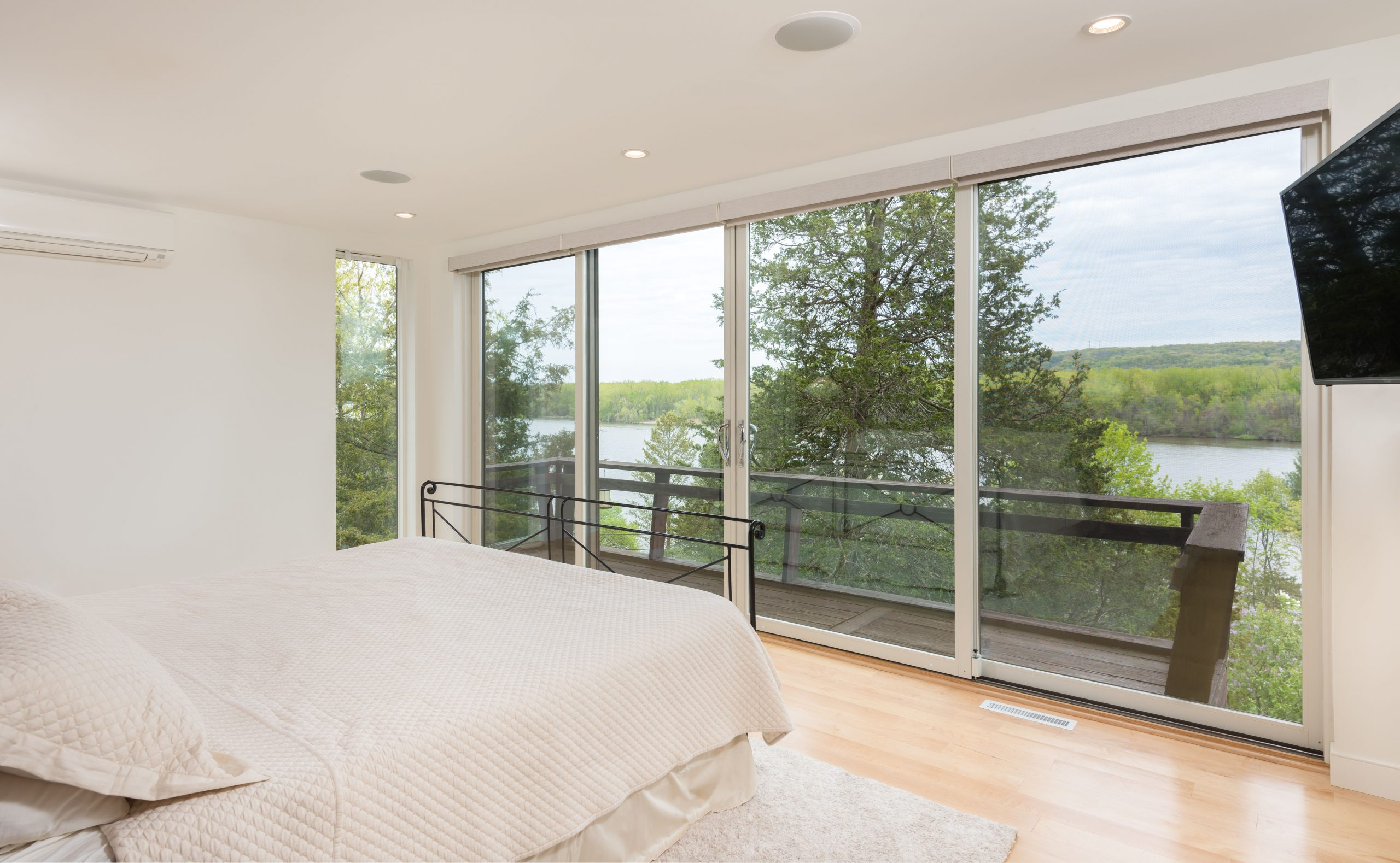 LEAP Architecture bedroom