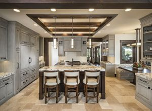 Lighting design Magleby Kitchen