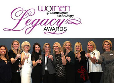 Women In Consumer Technology Legacy Awards