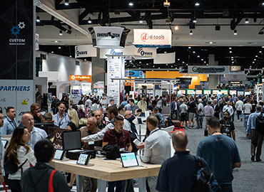 CEDIA EXPO crowd shot