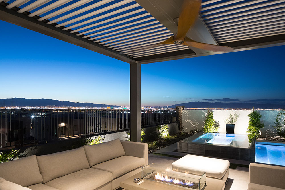 StruXure Cabana X in Nevada