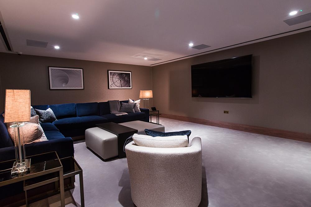 Savant Zoom Room Integration