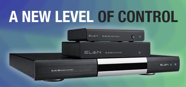 ELAN - new controllers